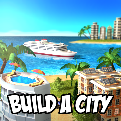 Paradise City: Simulation Building Game  (Unlimited money,Mod) for Android 2.4.7