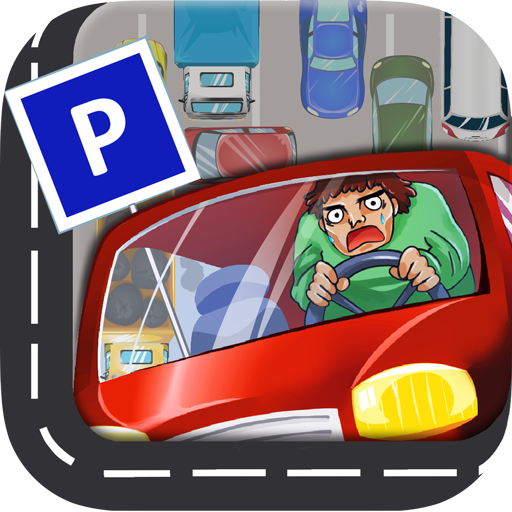 Parking Panic : exit the red car  (Unlimited money,Mod) for Android 31
