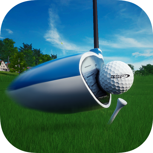 Perfect Swing Golf  1.55 (Unlimited money,Mod) for Android