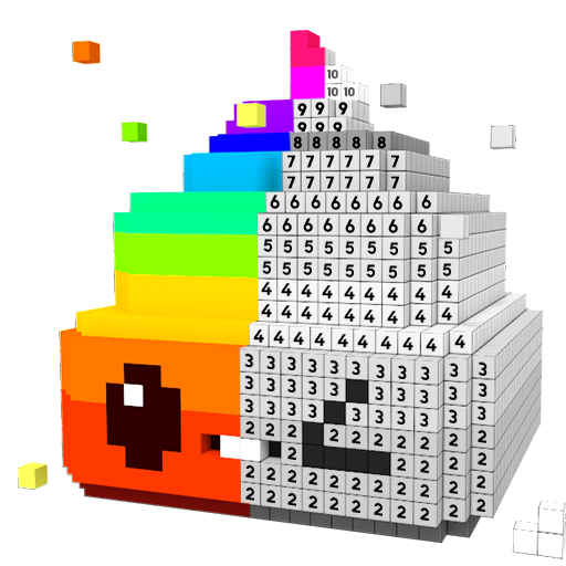 Pixel.ly 3D 1.0.4 (Unlimited money,Mod) for Android