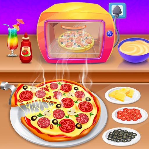 Pizza Cooking Kitchen Game 0.3 (Unlimited money,Mod) for Android