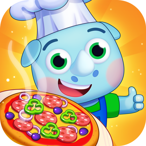 Pizzeria for kids! 1.0.4 (Unlimited money,Mod) for Android