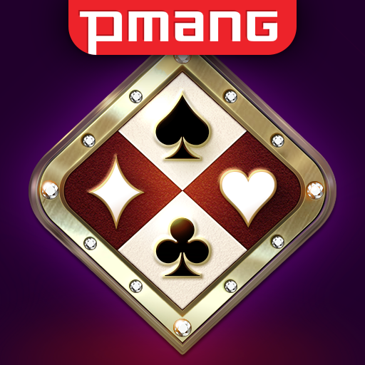 Pmang Poker : Casino Royal  (Unlimited money,Mod) for Android 64.0