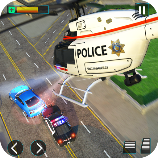 Police Cop Chase Racing: City Crime  (Unlimited money,Mod) for Android 0.7