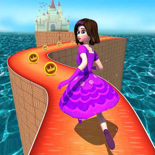 Princess Run 3D – Endless Running Game 2.5 (Unlimited money,Mod) for Android