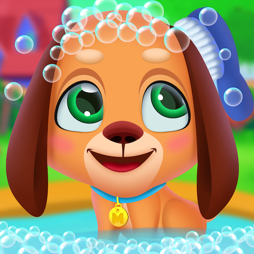 Puppy care guide games for girls  8.0 (Unlimited money,Mod) for Android