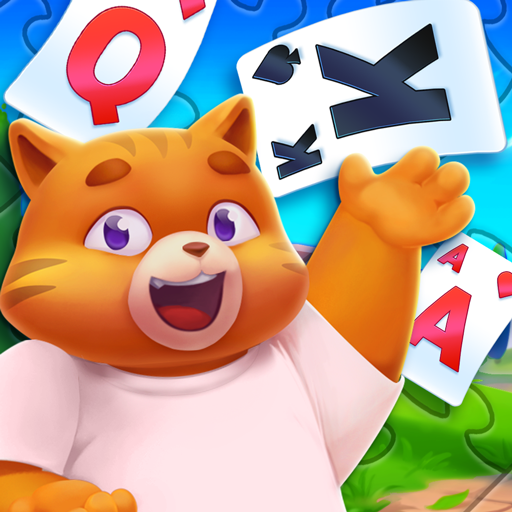 Puzzle Solitaire – Tripeaks Escape with Friends  (Unlimited money,Mod) for Android 15.0.0