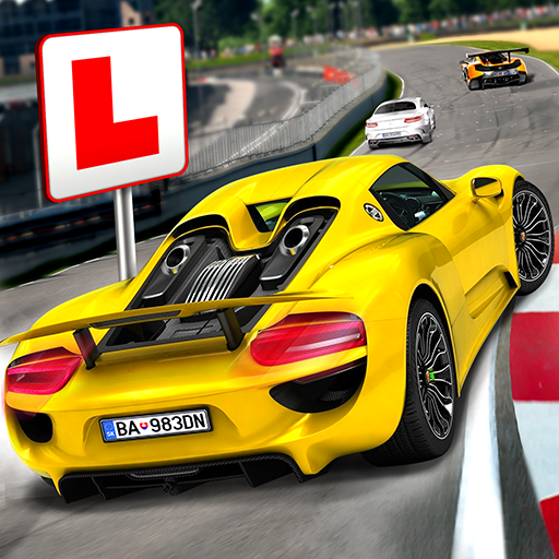 Race Driving License Test  (Unlimited money,Mod) for Android 2.1.2