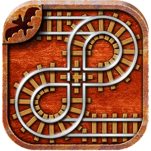 Rail Maze : Train puzzler  (Unlimited money,Mod) for Android 1.4.4