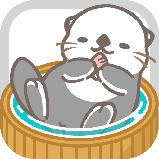 Rakko Ukabe – Let's call cute sea otters!  (Unlimited money,Mod) for Android 1.2.17.1