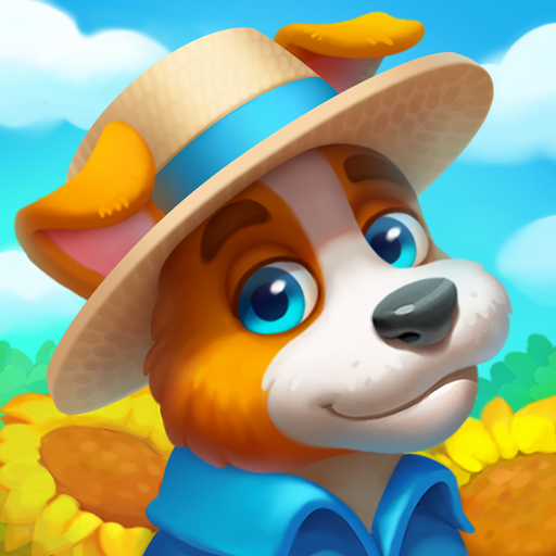 Ranch Adventures: Amazing Match Three  (Unlimited money,Mod) for Android 18.0