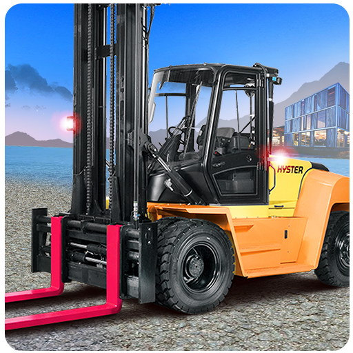 Real Forklift Simulator 2019: Cargo Forklift Games  (Unlimited money,Mod) for Android 3.5.1