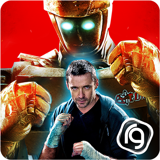 Real Steel  (Unlimited money,Mod) for Android 1.84.35