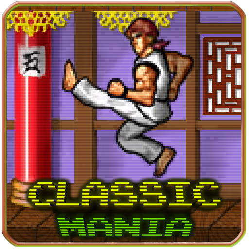 Retro Kung Fu Master Arcade  (Unlimited money,Mod) for Android 1.19