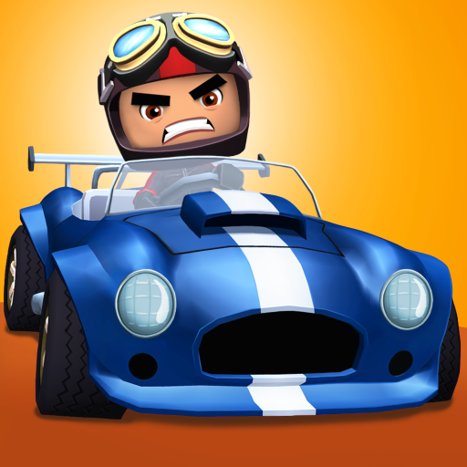 Rev Heads Rally  6.14 (Unlimited money,Mod) for Android