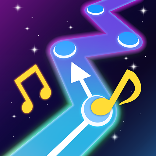 Rhythm Stars : climbing  (Unlimited money,Mod) for Android 1.1.3