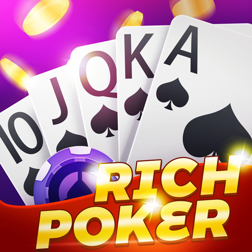 Rich Poker 1.1.7 (Unlimited money,Mod) for Android