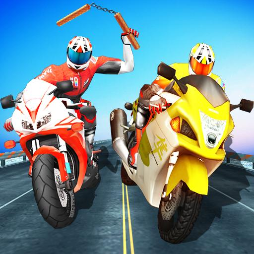 Road Rash Rider  (Unlimited money,Mod) for Android 1.0.5
