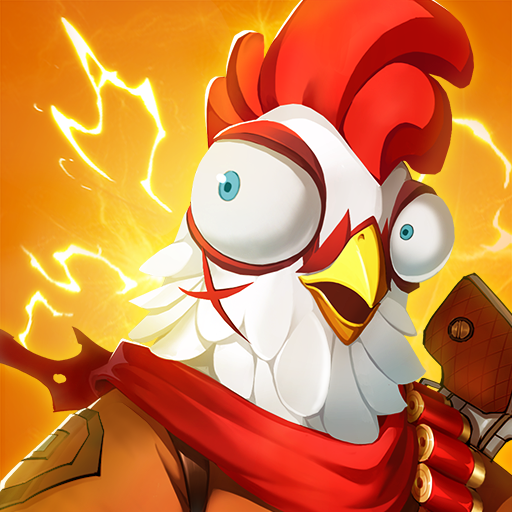 Rooster Defense  (Unlimited money,Mod) for Android 2.12.22