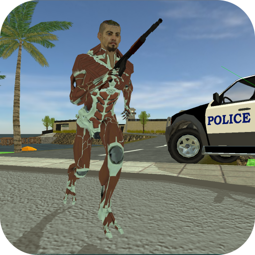 Rope Hero 3.2.1 (Unlimited money,Mod) for Android