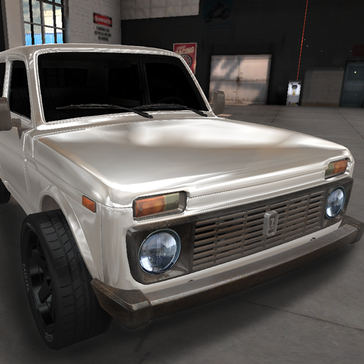 Russian Car Simulator 2.0.1  (Unlimited money,Mod) for Android