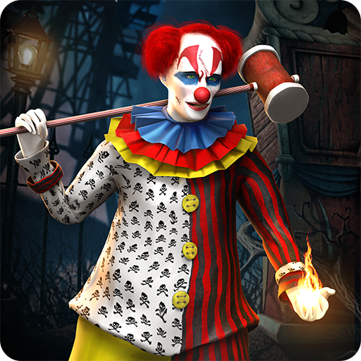 Scary Clown Survival  (Unlimited money,Mod) for Android 1.7