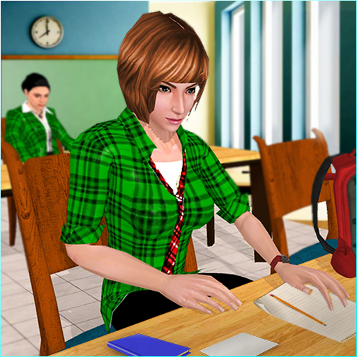 School Girl Simulator: High School Life Games  1.10 (Unlimited money,Mod) for Android