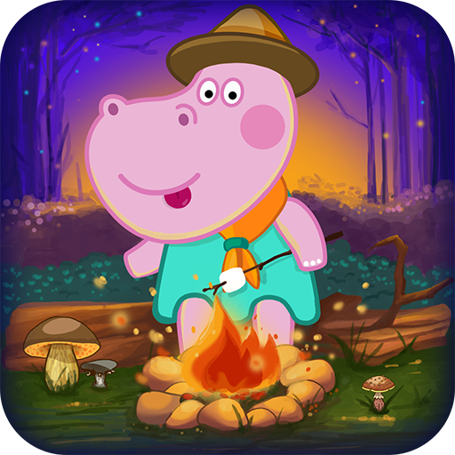 Scout adventures. Camping for kids  (Unlimited money,Mod) for Android 1.0.9