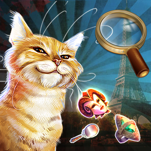 Secrets of Paris: Hidden Objects Game  (Unlimited money,Mod) for Android 47.0
