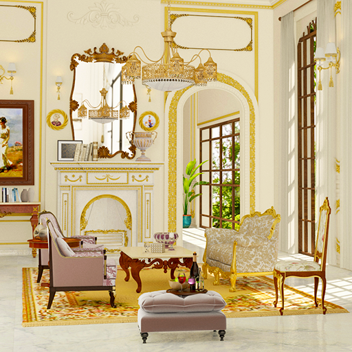 Selling Design : Million Dollar Interiors  (Unlimited money,Mod) for Android 1.0.2