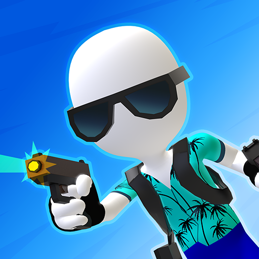 Gun Master 3D Shoot 'Em Down  1.24.9 (Unlimited money,Mod) for Android