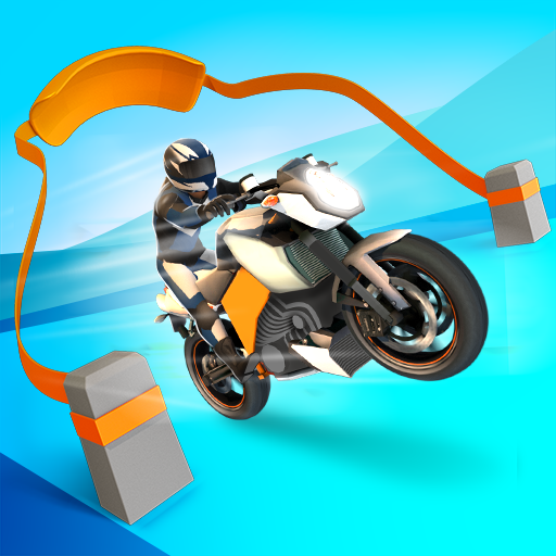 Slingshot Stunt Biker 1.2.0 (Unlimited money,Mod) for Android