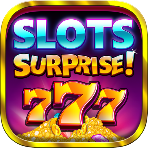 Slots Surprise – Free Casino  (Unlimited money,Mod) for Android 1.3.0