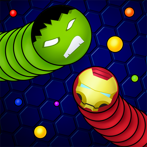 Snaky .io – Fun Multiplayer Slither Battle  (Unlimited money,Mod) for Android 5.4
