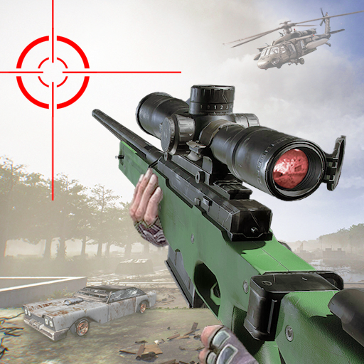 Sniper Ghost Fps Commando Warrior- Jungle Survival  (Unlimited money,Mod) for Android 1.2.1