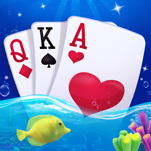 Solitaire – Fish  (Unlimited money,Mod) for Android 1.5.149