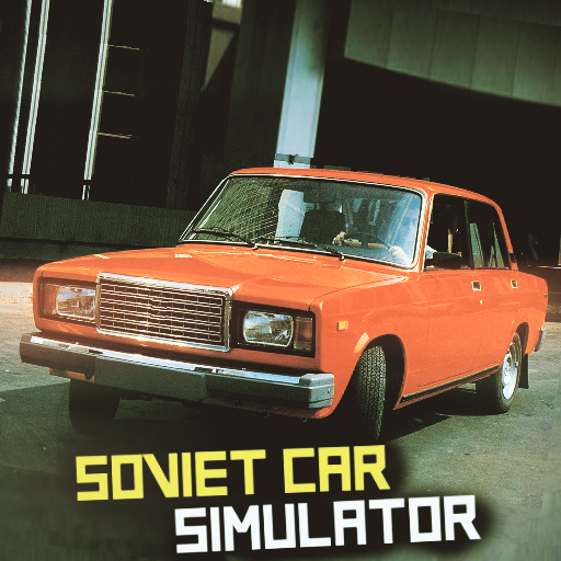SovietCar: Simulator  (Unlimited money,Mod) for Android 6.8.1