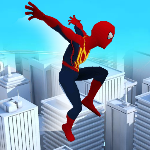 Spider Heroes Parkour 3.1 (Unlimited money,Mod) for Android