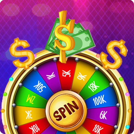 Spin The Wheel – Earn Money  (Unlimited money,Mod) for Android 1.3.66