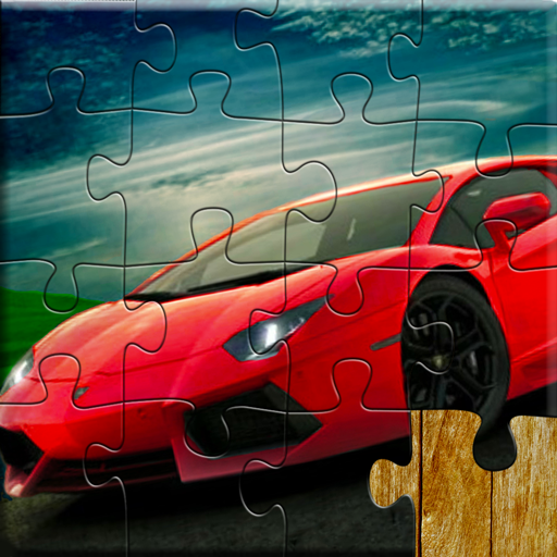 Sports Car Jigsaw Puzzles Game – Kids & Adults 🏎️  (Unlimited money,Mod) for Android 26.2