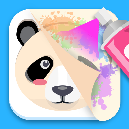 Spray Fast – Stencil Art  (Unlimited money,Mod) for Android 1.2.0