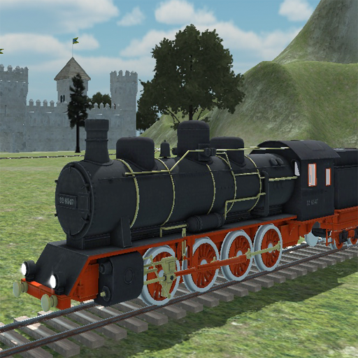 Steam Train Sim 1.0.8 (Unlimited money,Mod) for Android