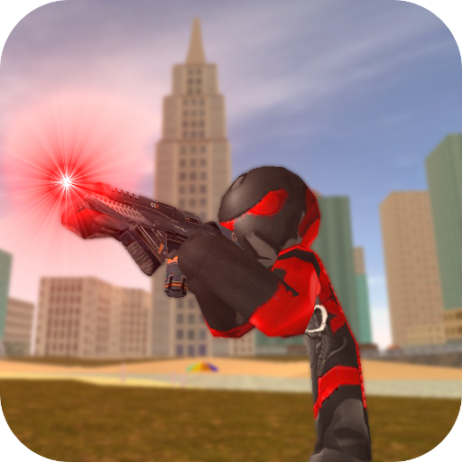 Stickman Rope Hero  3.8.3 (Unlimited money,Mod) for Android