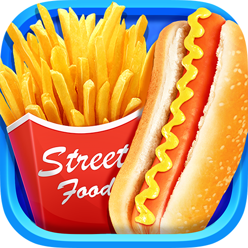 Street Food  – Make Hot Dog & French Fries 1.7 (Unlimited money,Mod) for Android