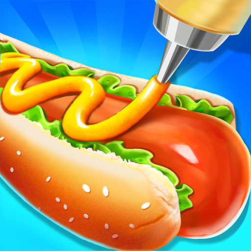 Street Food Stand Cooking Game for Girls  (Unlimited money,Mod) for Android 1.6