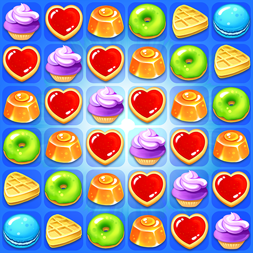 Sugar POP – Sweet Match 3 Puzzle  (Unlimited money,Mod) for Android 1.4.5