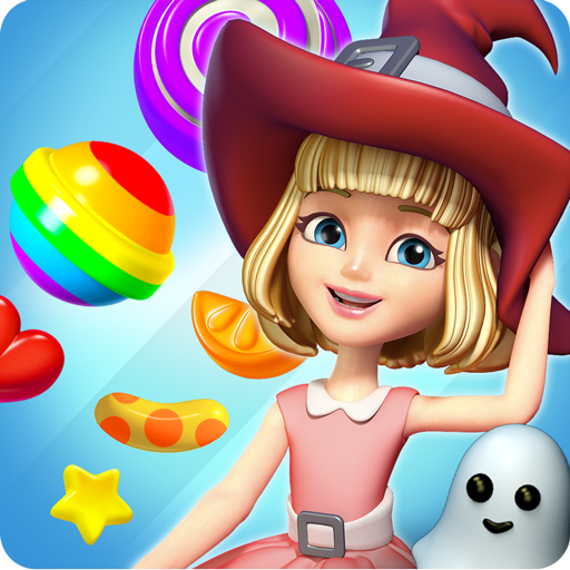 Sugar Witch – Sweet Match 3 Puzzle Game  (Unlimited money,Mod) for Android 1.27.9