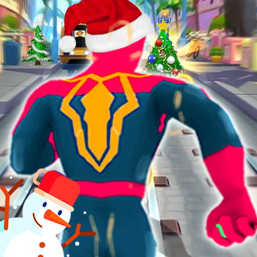 Super Heroes Run: Subway Runner  1.1.3 (Unlimited money,Mod) for Android