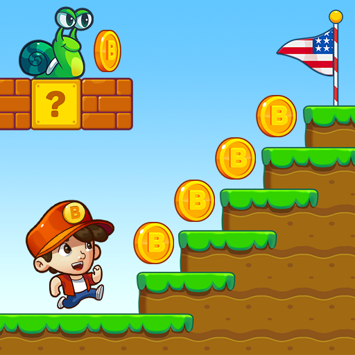 Super Jack's World – Free Run Game  (Unlimited money,Mod) for Android 1.32