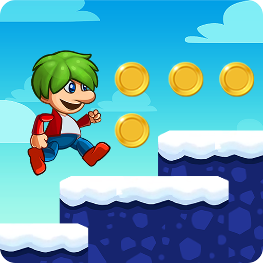 Super boy – Super World – adventure run  (Unlimited money,Mod) for Android 1.1.9